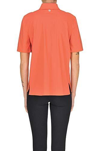 Mcgltpc000005085e Camicia Donna Cotone Twin Arancione set pRqwx1