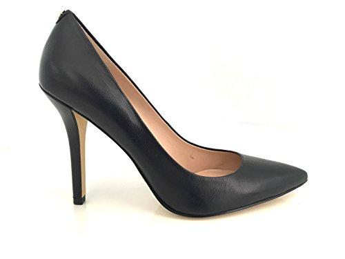 Guess Clivage Donna Chaussures Plasmia 6 Pumpo Talon Cm 10,6 Leather Noir