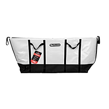 Image of Dry Boxes Kuuma Heavy Duty Insulated Bag with Drain Plug-Keeps Cold and Preserves The Freshness of Your Catch   Excellent for Fishing, Camping, Boating, Hiking & More-Holds 240 Quarts-(50186)