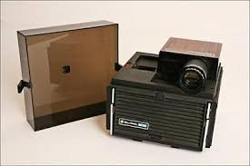 Bell & Howell Slide Cube System II Projector RF60 by bell & howell