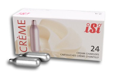 Whipped Cream Charger Set of 24 - 5