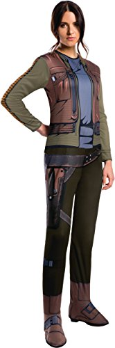 Rogue One: A Star Wars Story Women's Jyn Erso Costume, Multi, Large -