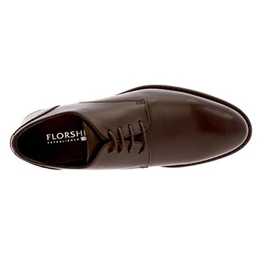 Florsheim Paris Plain Toe Dark Brown, 44 EU