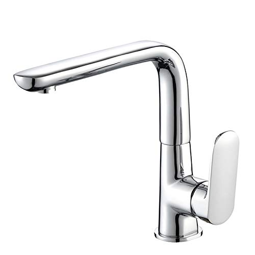 Copper Basin Faucet hot and Cold Above Counter Basin Bathroom Faucet