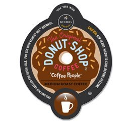 ORIGINAL DONUT SHOP COFFEE VUE PACK 112 COUNT by COFFEE PEOPLE