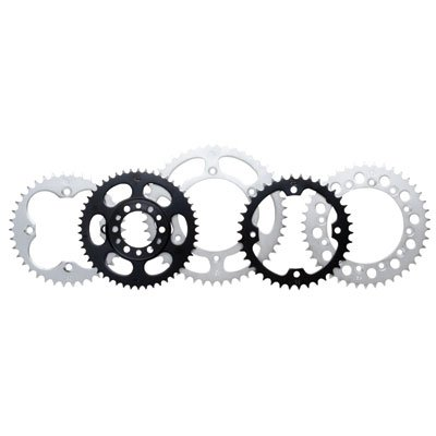 39 Tooth Rear Sprocket (Primary Drive Rear Steel Sprocket 39 Tooth for Yamaha RAPTOR 700 2006-2018)