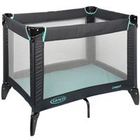 graco compact travel cot liquorice baby. Black Bedroom Furniture Sets. Home Design Ideas