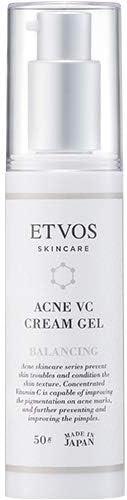 ETVOS 薬用アクネVCクリームジェル