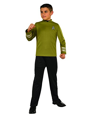 Rubie's Costume Kids Star Trek: Beyond Captain Kirk Costume, -