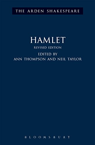 Book cover for Hamlet