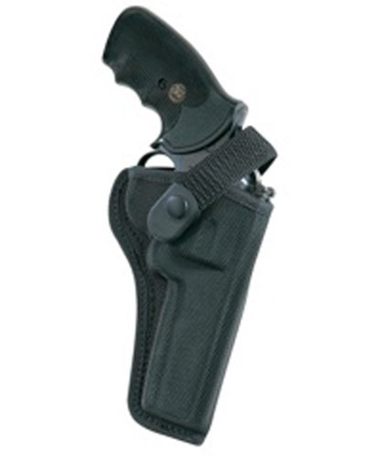 (Bianchi 7000 Black Sporting Holster Fits S&W K Frame 4 (Right Hand, Size 4) )