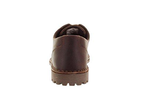 Sebago - Hombre Metcalf Algonquin Tuxedo Loafer, Marrón Oscuro