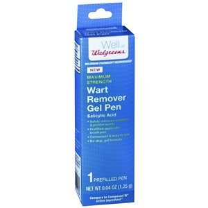 Walgreens Wart Remover Pen, .04 oz by Walgreens
