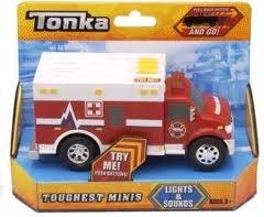 Tonka Mini Paramedic Van (Tonka Van)
