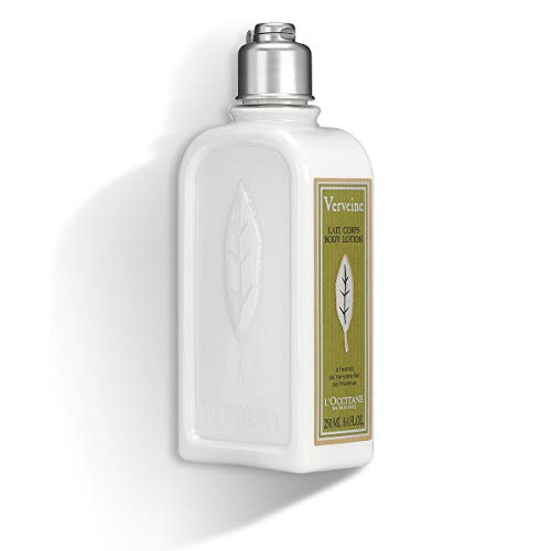 L Occitane Verbena Body Lotion Enriched with Grapeseed Oil and Organic Verbena, 8.4 fl. oz