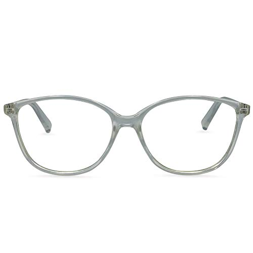 - In Style Eyes Piper Cateye Blue Light Blocking Glasses for Reading Not Bifocals (Clear 1.00)