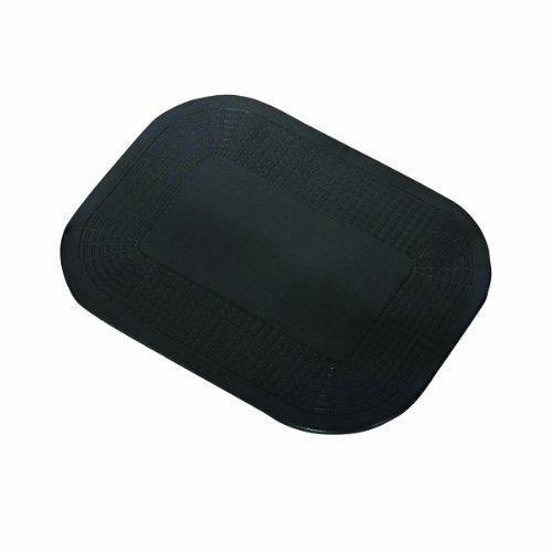Dycem 50-1591BLK Non-Slip Rectangular Pad, 10