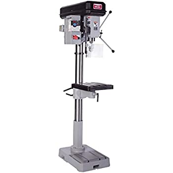 Dake 77400 1v Model Sb 32v Floor Drill Press With Locking