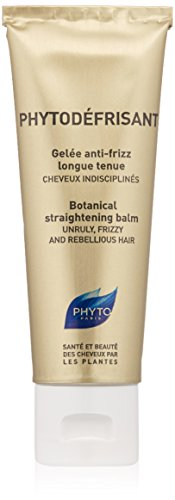 PHYTODÉFRISANT Botanical Smoothing Balm | Paraben Free & Sulfate Free | Heat - Activated, Sleek Blowout, Anti-Frizz, Hydrates | For Unrully, Frizzy Hair |Heat Damage Protector | Silicone Free