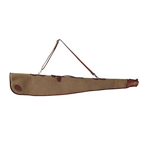 tourbon Jagd Polsterung Tasche 132,1cm Druckluftgewehr?Segeltuch und Leder