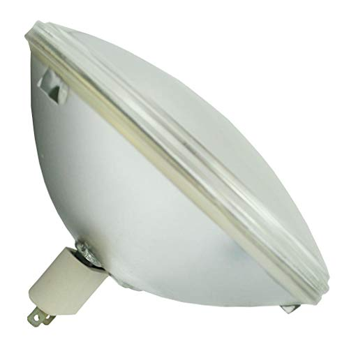 SYLVANIA 14938 - 500 Watt Light Bulb - PAR64 - Narrow Spot Sealed Beam - 2,000 Life Hours - 11,000 Candlepower - 2850 Kelvin 500w Par 64 Narrow Spot