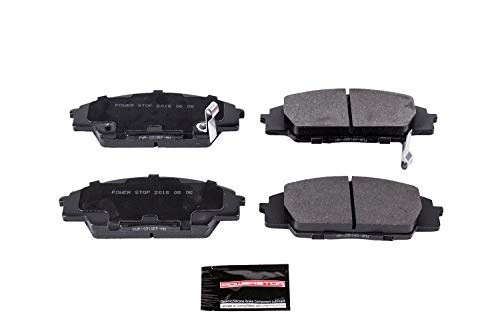 2005 Acura Rsx Specs - Power Stop PSA-829 Track Day Spec Pad