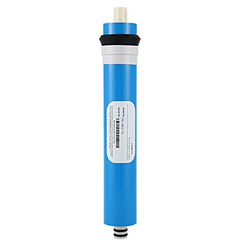 TOOGOO Vontron ULP1812-75 RO Membrane Elements NSF Reverse Osmosis System 75gpd Water Filter Cartridge ()