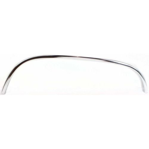 Perfect Fit Group 5765 - C/ K Full Size Pickup Front Wheel Opening Molding RH, Chrome (Molding Front Opening Wheel Pickup)