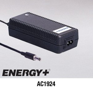 FedCo Batteries Compatible with ENERGY AC1924 AC Adapter For Acer Aspire Ferrari Travel Mate