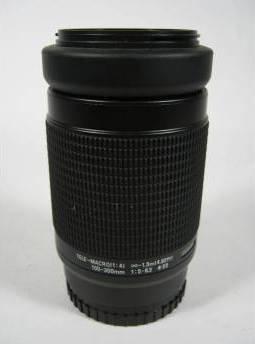Promaster AF100-300mm F/5-6.3 Macro Autofocus Zoom Minolta Maxxum Mount (Digital Promaster Mount Lens)