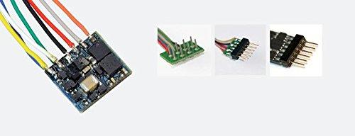 NEM 651 Direktanschluss ESU 53665 LokPilot Nano Standard DCC Decoder 6-pol