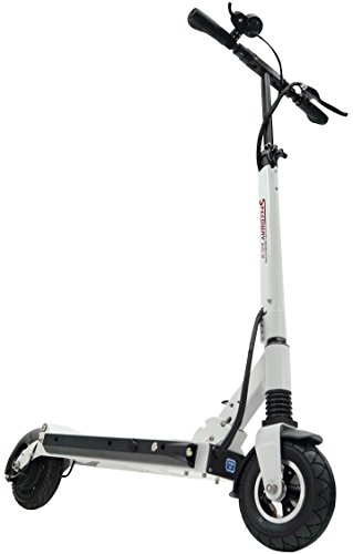 NEW: Speedway Mini4 Pro, 500 Watt Electric Scooter, 36lb, Up to 40 Miles Range, 15.6Ah, 48V, 748Wh (White)