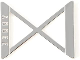 【AN-NEE/アニー】マルチスカーフリング 8-0150-1-15-003 F シルバー