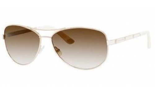 Juicy Couture Fashion Sunglasses - JUICY COUTURE 554/S Sunglasses 03YG Gold Y6 Brown Gradient 60-14-135
