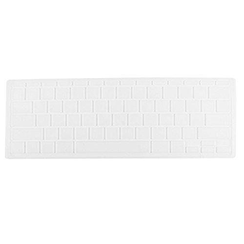 Amazon.com: Película de silicona teclado cubierta protectora Para el MacBook Air 11,6: Electronics