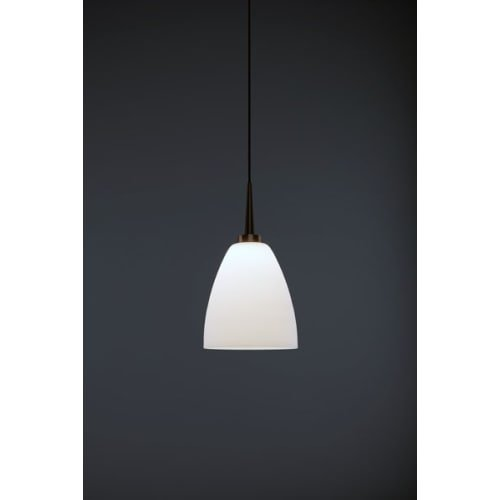 Tara Single Light - Bruck Lighting 223941/MULTI Tara Single Light 4-3/8