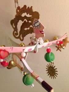- Tennis Player Fanciful Flights by Karen Rossi for Silvestri