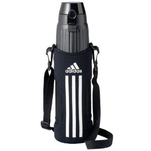 adidas 1 liter stainless steel double walled water bottle