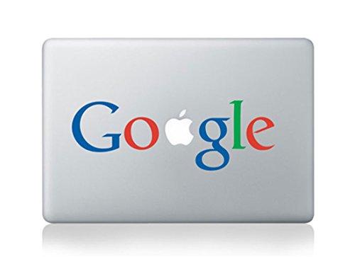 Google Logo Mac Sticker Skin Decal Vinyl Apple Macbook Pro Air 13 15 17 Inch Retina Laptop - Disneyland Google