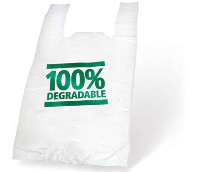 SSP Jack Bio Degradable & Compostable Carry Bag Pack of 50 (16X20) Price & Reviews