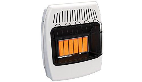 HeathRite Vent-Free Radiant Heater Natural Gas 18000 BTU, Thermostatic Control (18000 Btu Vent)
