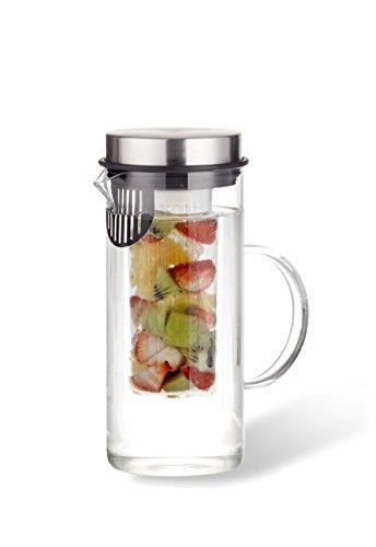 fruit infuser pitcher - 4