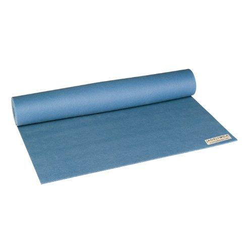 "Jade Harmony 3/16"" X 24"" X 68"" Slate Blue Yoga Mat"
