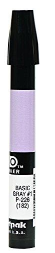 Chartpak AD Markers basic gray 1 tri-nib