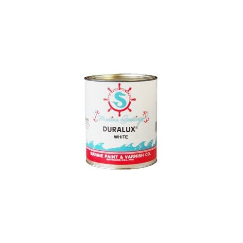CALIFORNIA PRODUCTS M720-4 Marine Paint, White (Marine Boat Paint)