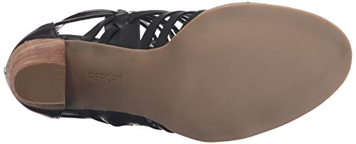 Gladiator Black Sandal Rex Report Women's 1xqaCC