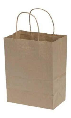 Amazon.com: AchmadAnam - Bolsas de papel para la compra (100 ...