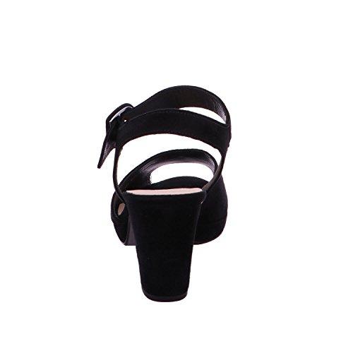 Gabor - Sandalias de vestir para mujer negro negro