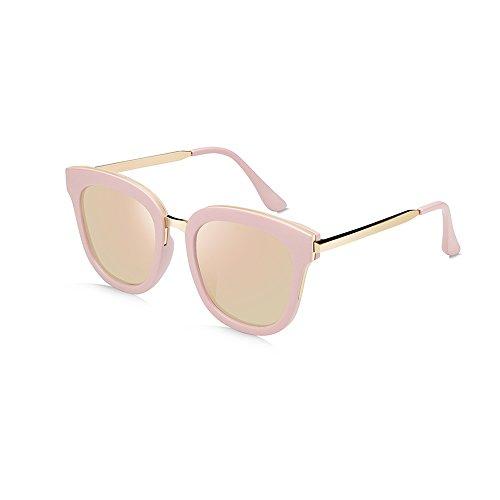 De Mujer Sol Anti sol De 4 Vidrios UV Anti Gafas Reflejante Conducción Gafas De Color 2 Gafas Polarizados de Gafas Deporte YQQ HD gatwqnY7En