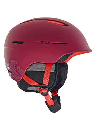 Anon 20360100513M Women's Auburn Helmet, Magenta, Medium